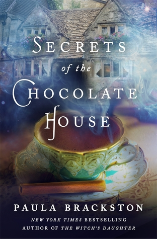 book cover for Found Things 2 - Secrets of the Chocolate House by Paula Brackston