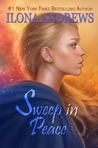 book cover for Innkeeper Chronicles book 2 - Sweep in Peace by Ilona Andrews