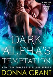 cover for Reapers 9 - Dark Alpha's Temptation by Donna Grant
