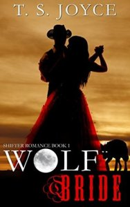Mini-Review: Wolf Bride (Wolf Brides #1) by T.S. Joyce