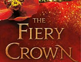 book cover for Forgotten Empires 2 - The Fiery Crown by Jeffe Kennedy