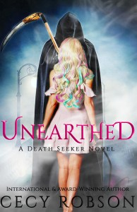 ARC Review: Unearthed (Death Seekers #1) by Cecy Robson
