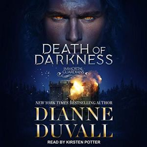 audiobook Death of Darkness by Dianne Duvall narrator Kirsten Potter