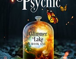 cover image of Glimmer Lake 1 - Suddenly Psychic - Elizabeth Hunter