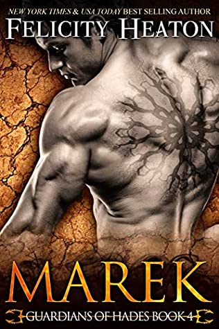 book cover for Guardians-of-Hades-book 4-Marek by Felicity Heaton