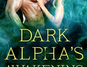 book cover from Reapers book 7 - Dark Alphas Awakening by Donna Grant