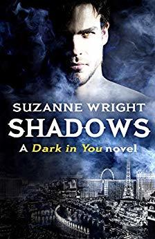book cover for Dark in You book 5 - Shadows by Suzanne Wright