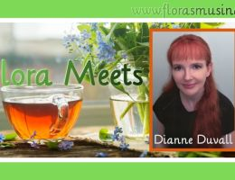 Featured Image - Author Q&A - Dianne Duvall