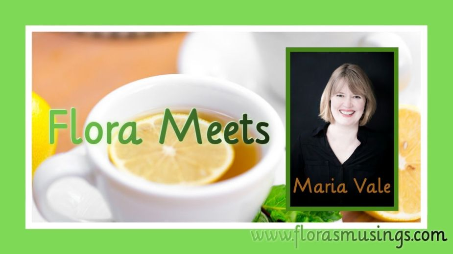 Featured Image - Author Q&A - Maria Vale