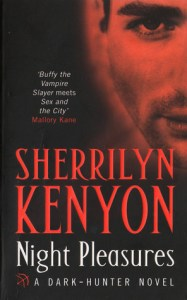 book cover for Hunter Legends 2 - Night Pleasures by Sherrilyn Kenyon