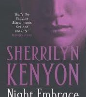 book cover for Hunter Legends 3 - Night Embrace by Sherrilyn Kenyon