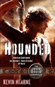 Review: Hounded (The Iron Druid Chronicles #1) by Kevin Hearne