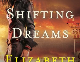 book cover for Cambio Springs 1 - Shifting Dreams by Elizabeth Hunter
