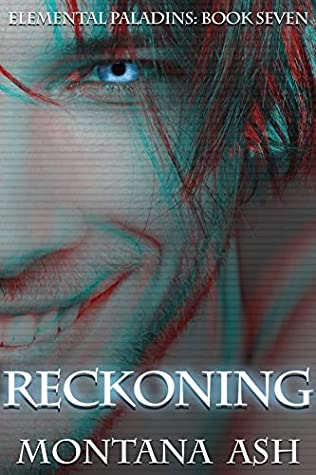 book cover for Elemental Paladins book 7 - Reckoning by Montana Ash