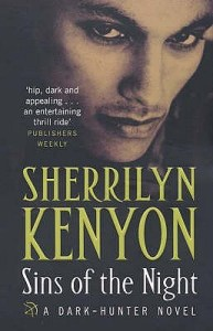 Review: Sins of the Night (Hunter Legends #10) by Sherrilyn Kenyon