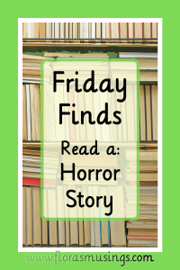 Pinterest Pin Friday Finds - Horror Story