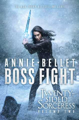 book cover for Twenty-Sided Sorceress 5-7 - Box Set by Annie Bellet