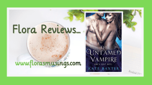 ARC Featured Image - Last True Vampire 4 - The Untamed Vampire by Kate Baxter