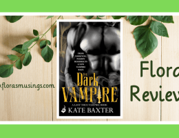 Featured Image - Last True Vampire 3 - The Dark Vampire by Kate Baxter
