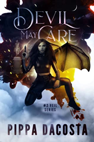 book cover for The Veil 2 - Devil May Care by Pippa DaCosta