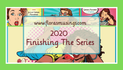 Featured Image - Reading Challenges - 2020 Finishing The Series