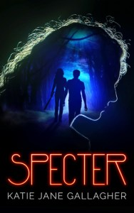 book cover for Specter by Katie Jane Gallagher