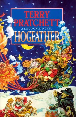book cover for Discworld 20 - The Hogfather by Terry Pratchett