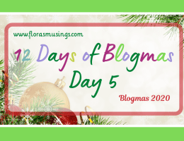 Featured Image - 12 Days Of Blogmas - Day 5