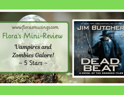 Featured Image - The Dresden Files 7 - Dead Beat by Jim Butcher - Narrated by James Marsters