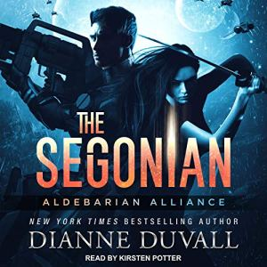 The Segonian (Aldebarian Alliance #2) by Dianne Duvall – Audiobook Review