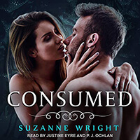 Consumed (Deep in Your Veins #4) by Suzanne Wright #2021AudiobookChallenge @suz_wright