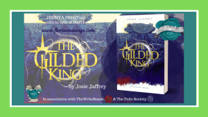 Featured Image - BBNYA 2020 Blog Tour - The Gilded King by Josie Jaffrey (4th)