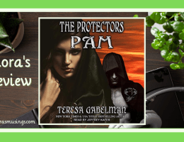 ALC Featured Image - The Mates 3 - The Protectors 15.5 - Pam by Teresa Gabelman - Narrated by Jeffrey Kafer