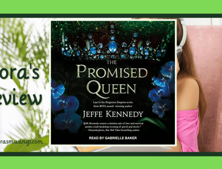 ALC Featured Image - Forgotten Empires 3 - The Promised Queen by Jeffe Kennedy - Read by Gabrielle Baker