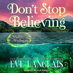 Don't Stop Believing (Midlife Mulligan #3) by Eve Langlais #PWF #2021AudiobookChallenge