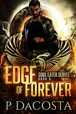 book cover for Soul Eater 6 - Edge of Forever by Pippa DaCosta