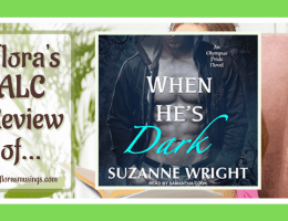 ALC Featured Image - Olympus Pride 1 - Whe He's Dark by Suzanne Wright - Read by Samantha Cook
