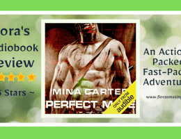 Featured Image - Project Rebellion 1 - Perfect Mate by Mina Carter - Read by Emily Beresford