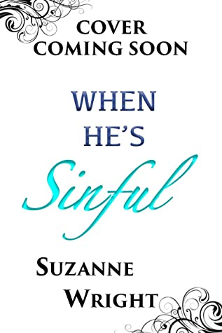 Book cover coming soon image for Olympus Pride 3 - When He's Sinful by Suzanne Wright