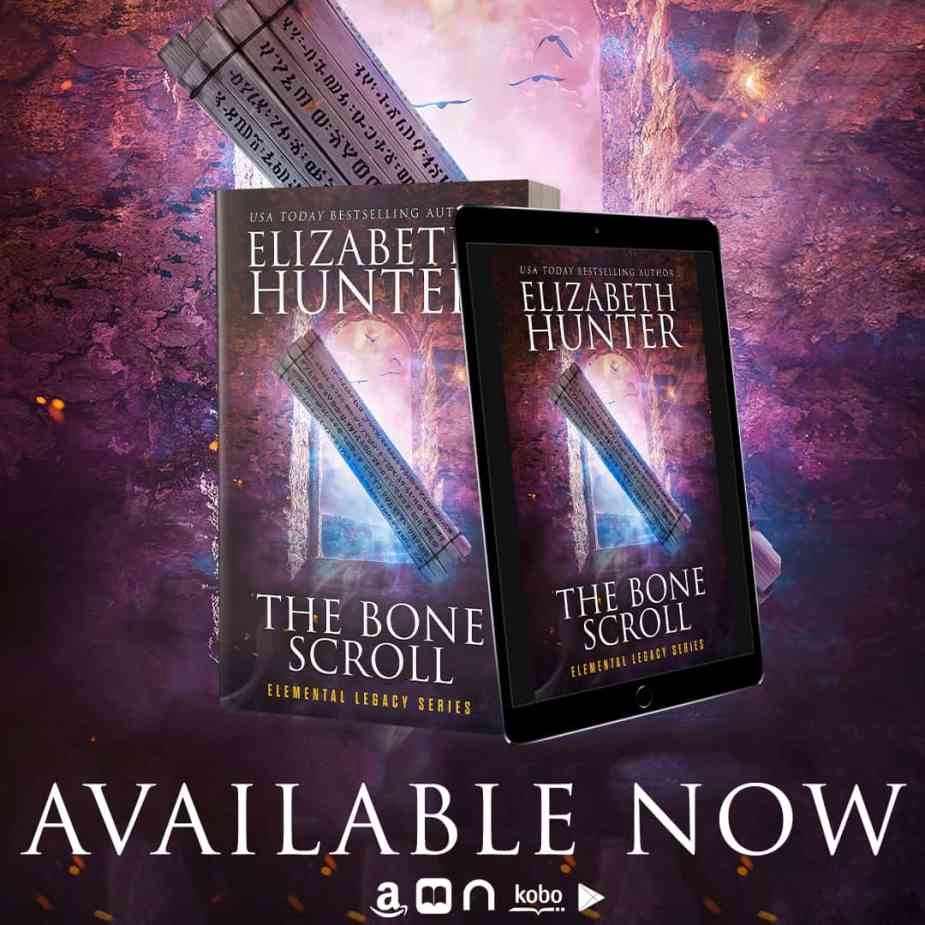 The Bone Scroll - Available Now