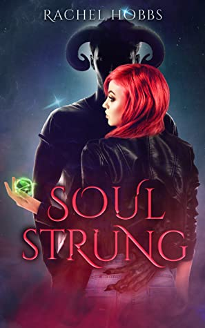 book cover for Stones of Power 2 - Soul-Strung by Rachel Hobbs