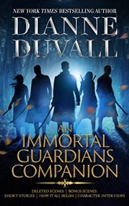 Book Birthday: An Immortal Guardians Companion by Dianne Duvall