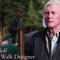 Piet Oudolf about his design for the Seasonal Walk at NYBG