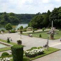 Blenheim Palace Gardens - Oxfordshire