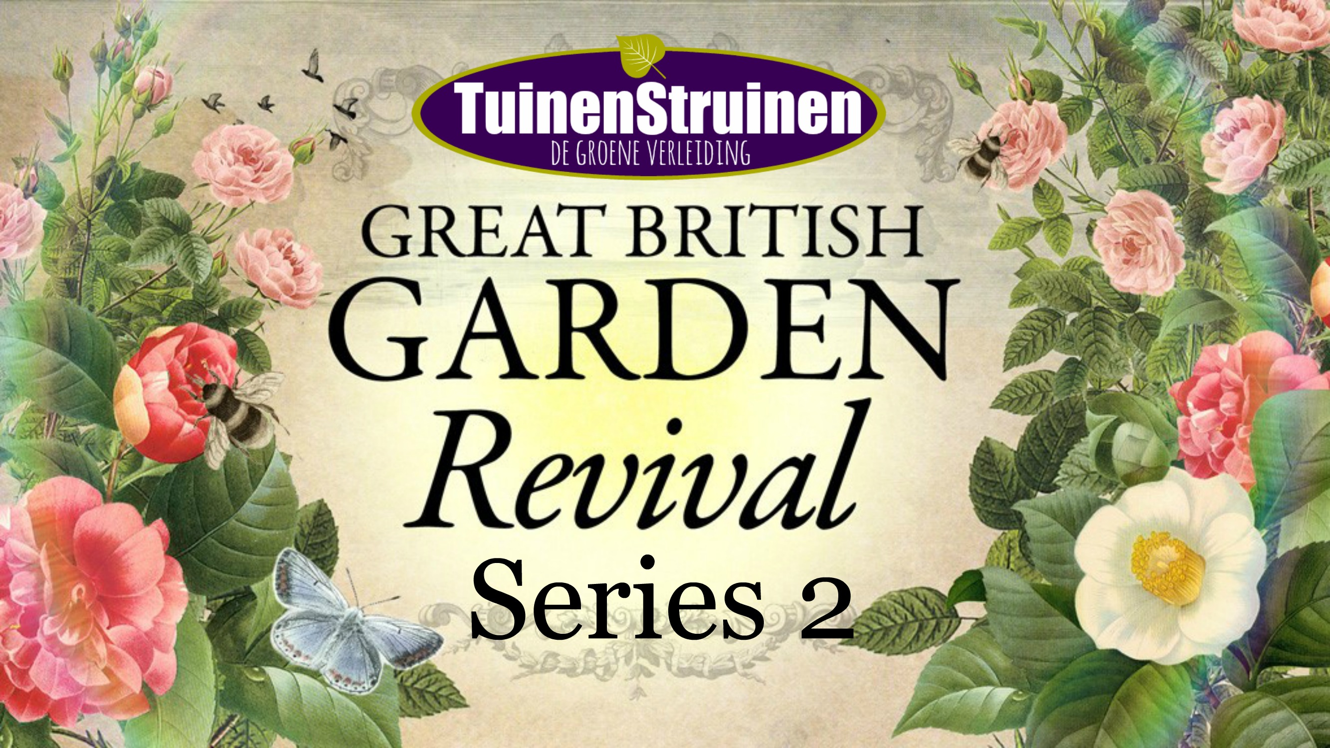 Great British Garden Revival  Series 2 (all episodes)