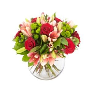 bouquet roses beauté maroc