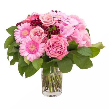 bouquet fleurs bonheur maroc
