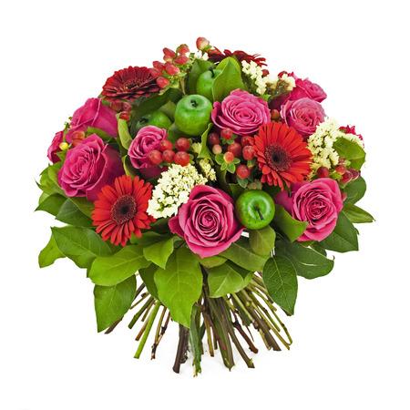 bouquet fleurs charme maroc