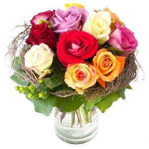 bouquet Couleur maroc