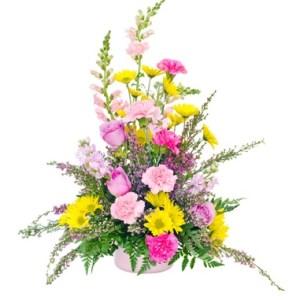 bouquet fleurs Folie maroc